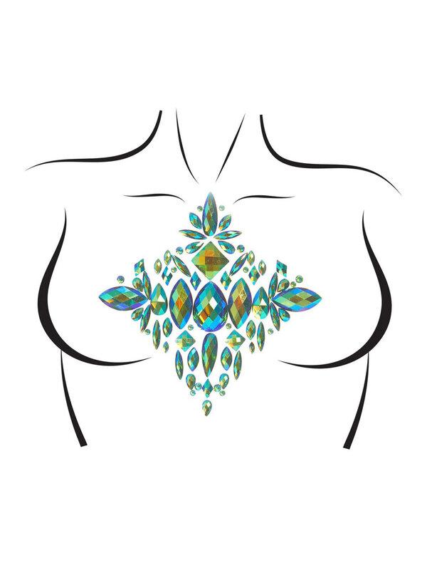 Sticker Leg Avenue 008 Ocean body jewels sticker