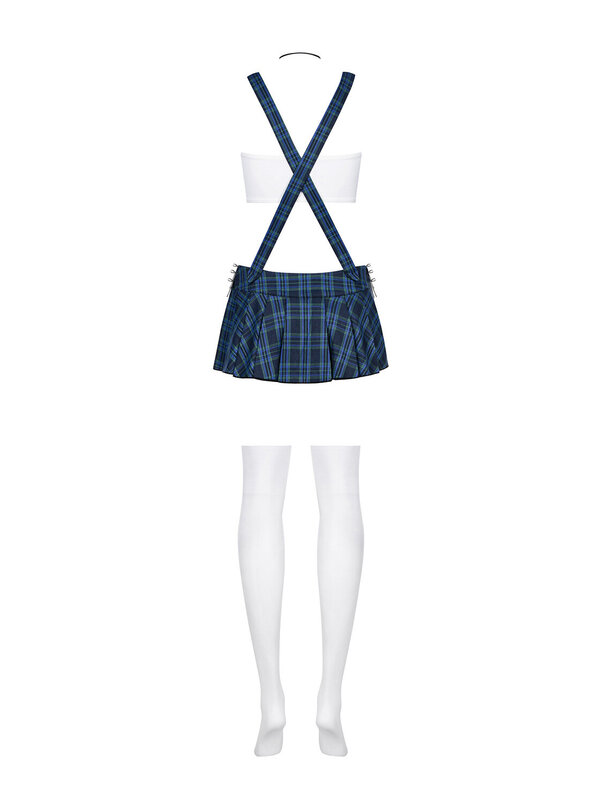 Costum Obsessive Studygirl