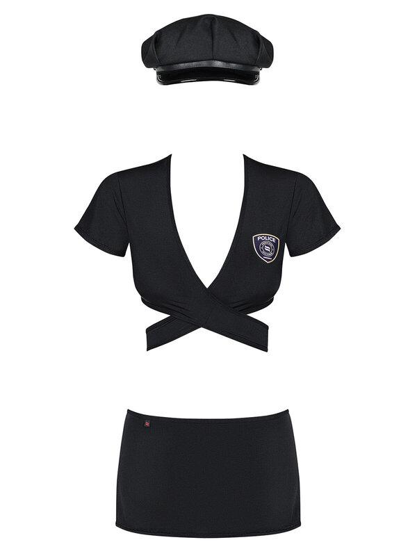 Costum Obsessive Police uniform