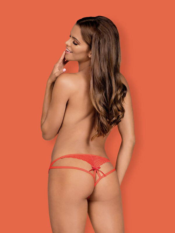Chilot Obsessive Picantina crotchless thong