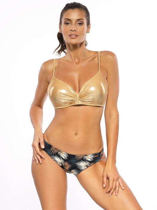 Costum de baie Marko Nela Nero-Gold