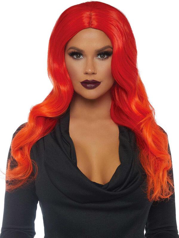 Peruca Leg Avenue A2854 Ombre long wavy wig
