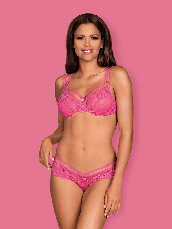 Set sexy Obsessive 860-Pink