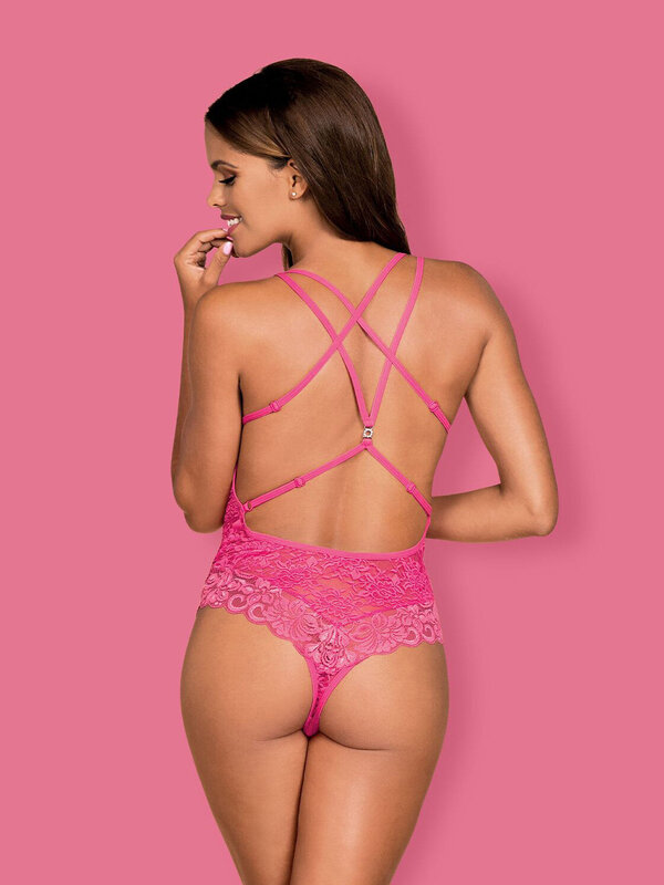 Body Obsessive 860-TED Pink