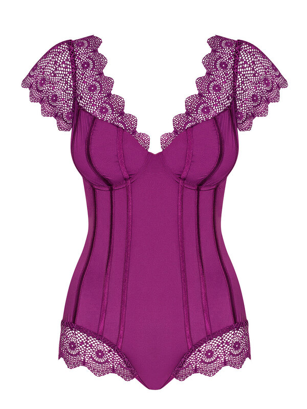 Body Obsessive Moketta purple