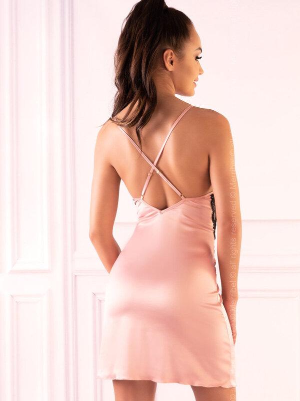 Chemise LivCo Marinsani Pink