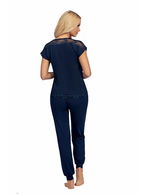 Pijama Donna Lena blue