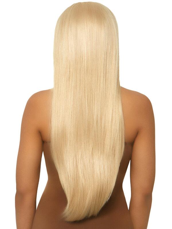 Peruca Leg Avenue Long straight center part wig