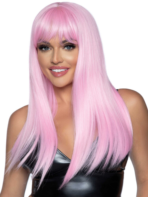 Peruca Leg Avenue Long straight bang wig