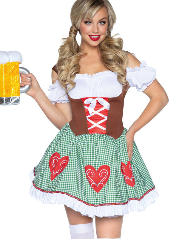Costum Leg Avenue Bavarian Cutie