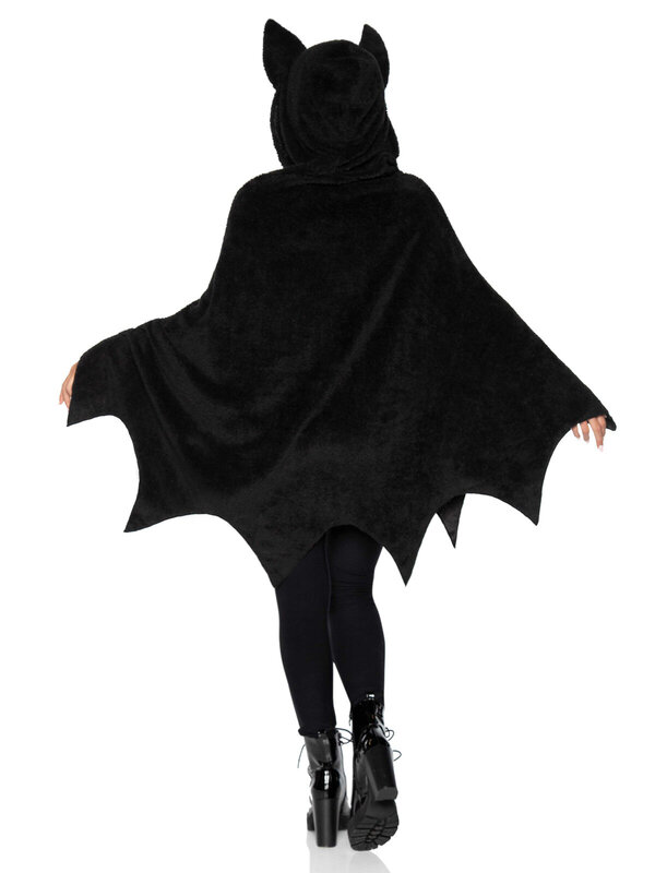 Costum Leg Avenue Bat Poncho