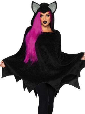 Costum Leg Avenue Bat Poncho