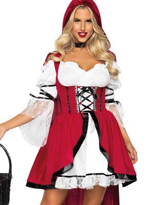 Costum Leg Avenue Storybook Red Riding Hood
