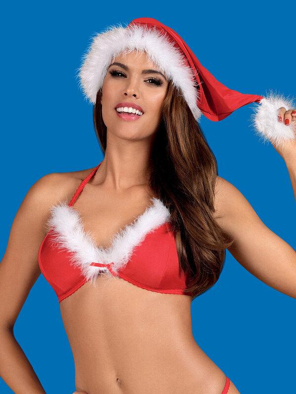 Costum Obsessive Santastic Cap