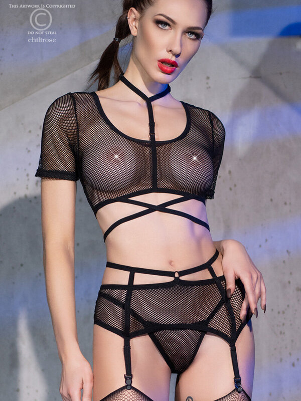 Set sexy Chilirose CR-4399