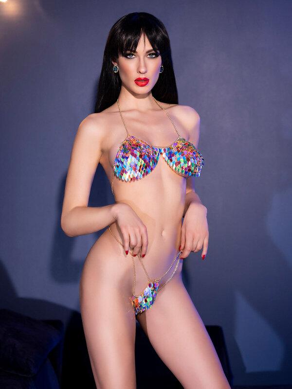 Set sexy Chilirose CR-4431a
