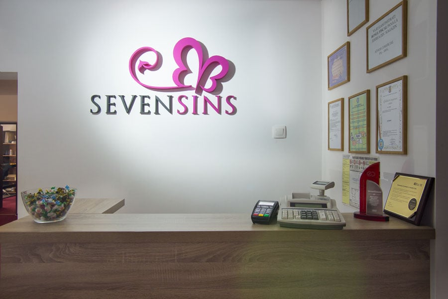 Showroom SevenSins